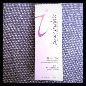 Jane Iredale Dream Tint Tinted Moisturizer SPF 15